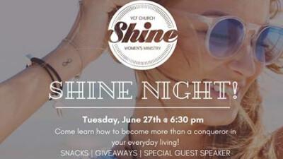 Shine Women